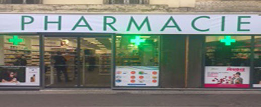 Pharmacie de la République, Saint-Denis